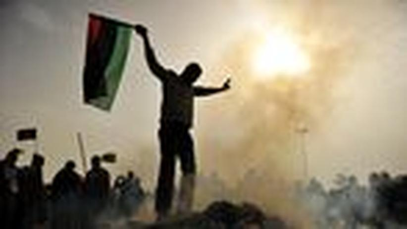 Libyen: Operation Flugverbot