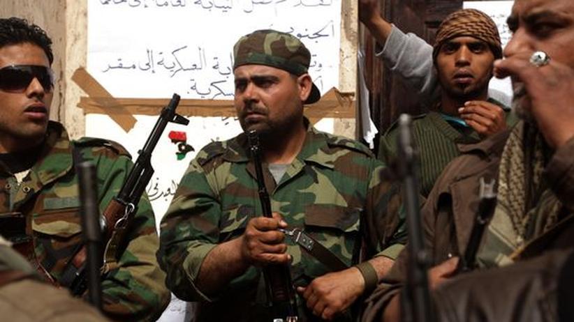 Waffenstillstand in Libyen: Nato bereitet Militärschlag vor