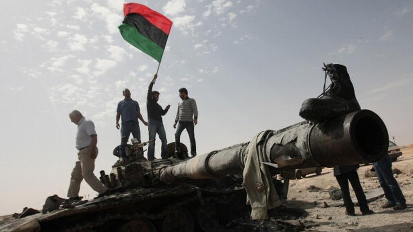 """Libyen-Einsatz: """"Wir hätten zustimmen sollen"""""""