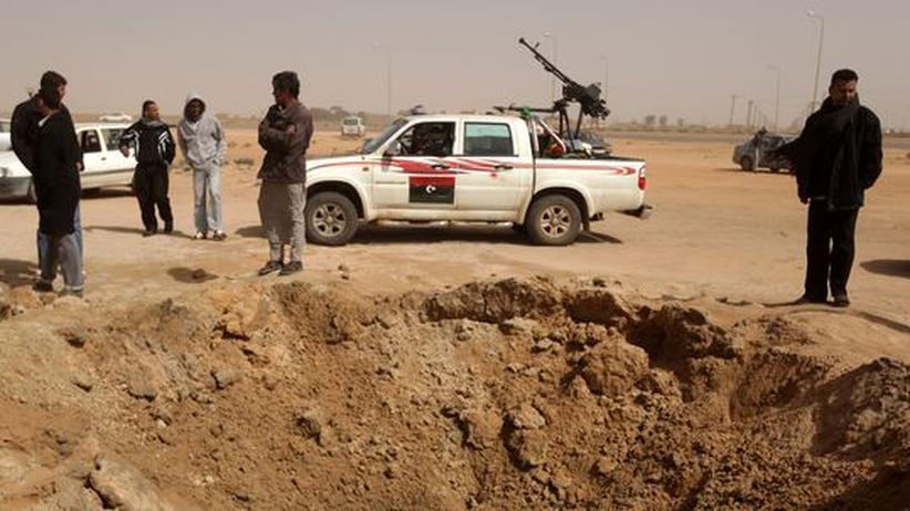 Aufstand: Gadhafi will Rebellen in 48 Stunden besiegt haben