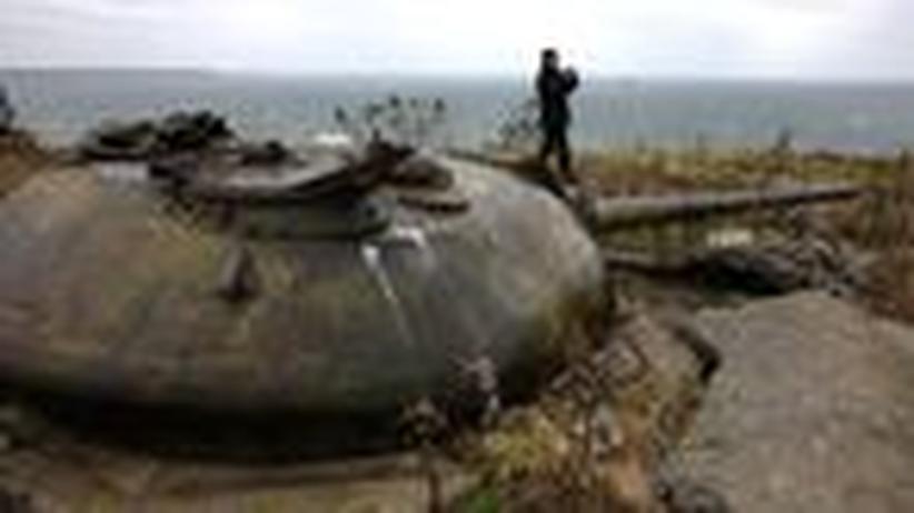 Russland: Stillstand auf den Kurilen