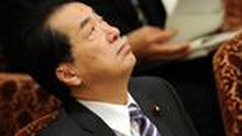 Stunde null in Japan: Japans Perspektiven nach der Katastrophe
