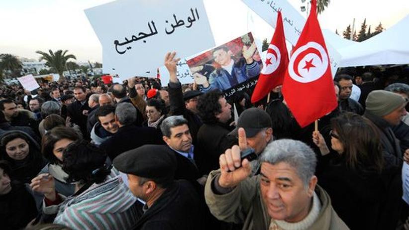 Tunesien: Der zweite Zorn