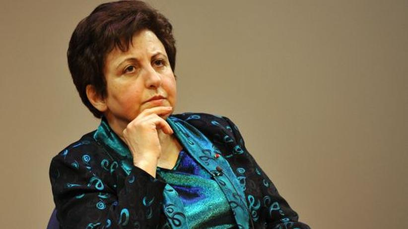 Shirin Ebadi wurde 2003 mit dem Friedensnobelpreis ausgezeichnet.