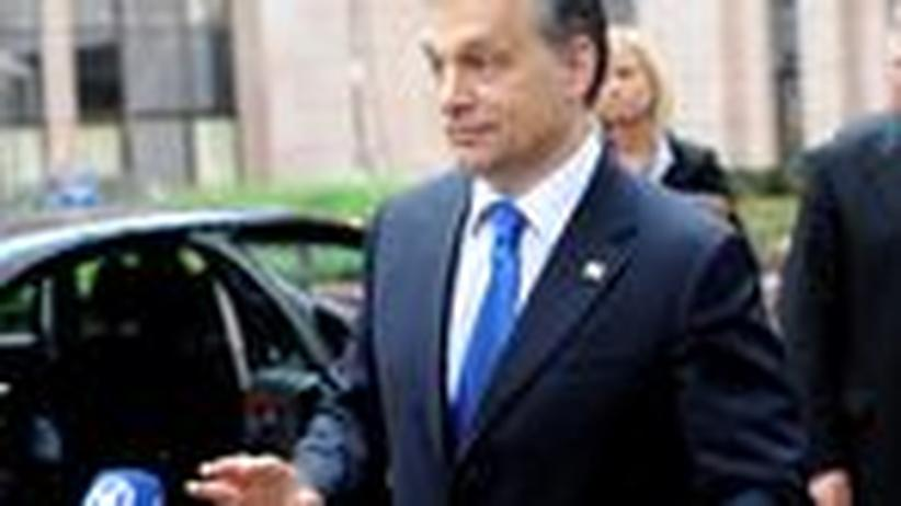 Rechtspopulisten: Ungarns Rechte schreiben sich eine Verfassung