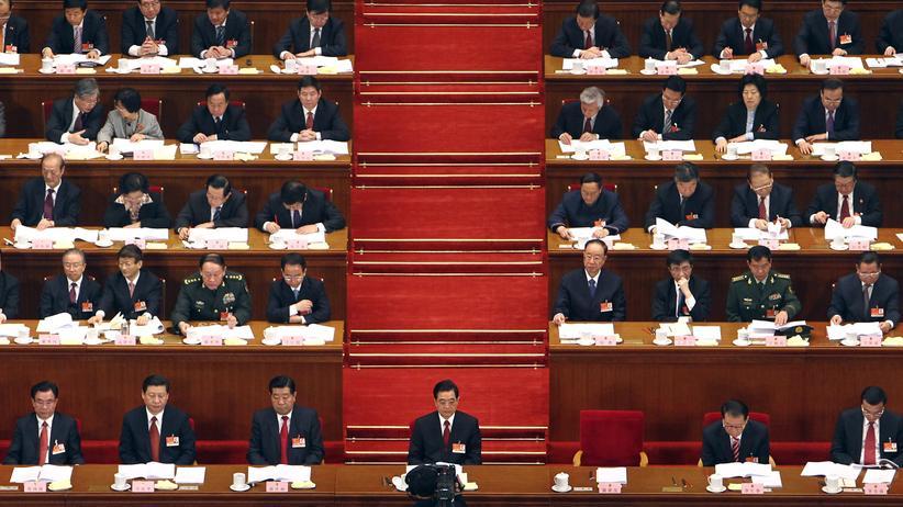 Volkskongress: China verspricht Umweltschutz