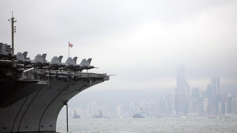 China und USA: Wettrüsten für den Pazifik