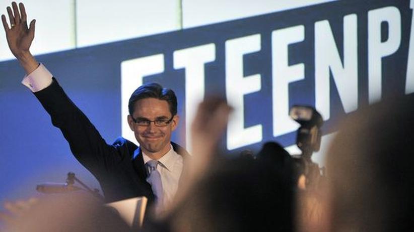 Parlamentswahl in Finnland: Rechtspopulisten feiern sich als wahre Gewinner