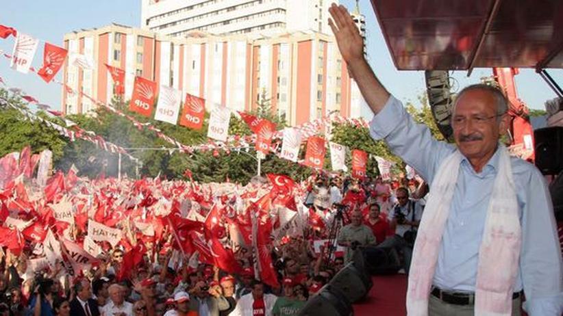 Wahlkampf: Opposition auf Türkisch