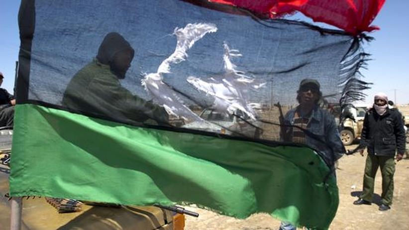 Libyen: Rebellen fordern 1,5 Milliarden Dollar