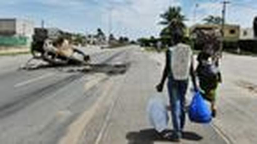 Elfenbeinküste: Abidjan – Hauptstadt der Angst