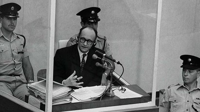 Holocaust: Israel veröffentlicht geheime Eichmann-Dokumente