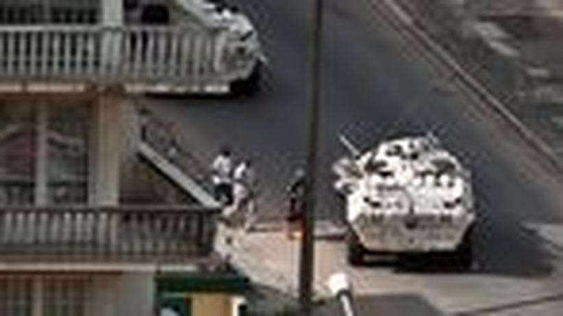 Elfenbeinküste: Tausende sterben im Machtkampf