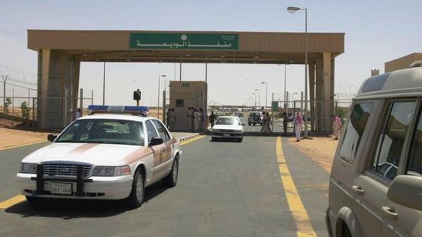 Saudi-Arabien: Zweifelhafter Einsatz der Bundespolizei