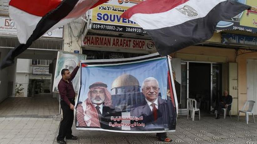 Annäherung in Palästina: Gespräche, die Israel nützen können