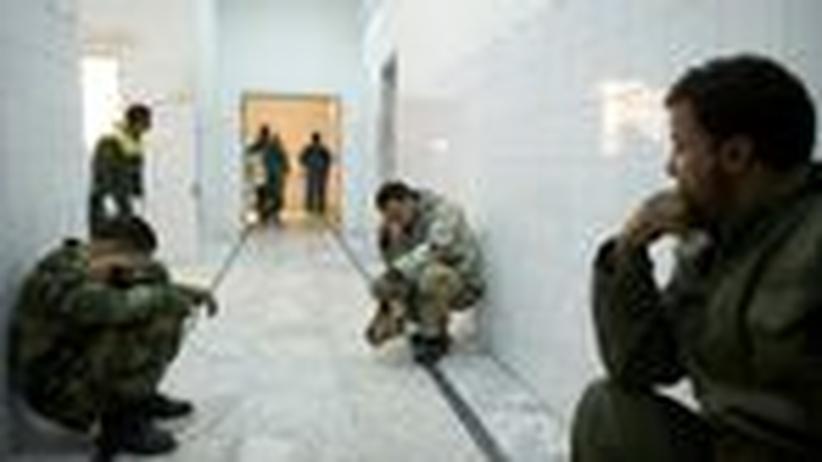 Libyen: Die Nato und die Not der Rebellen