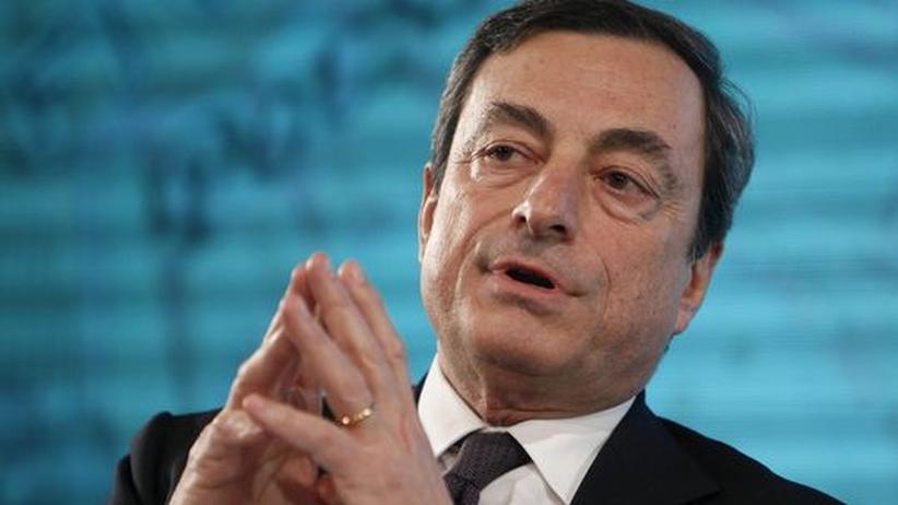 Trichet-Nachfolge: Frankreich macht Draghi zum EZB-Favoriten
