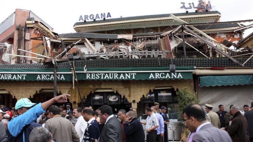 Marokko: Tote durch Terroranschlag in Café in Marrakesch
