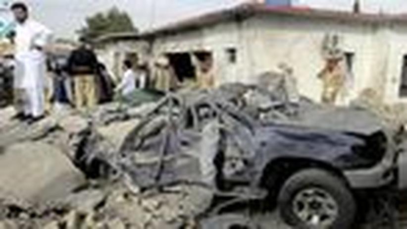 Terrorismus: Pakistans Islamisten auf dem Vormarsch