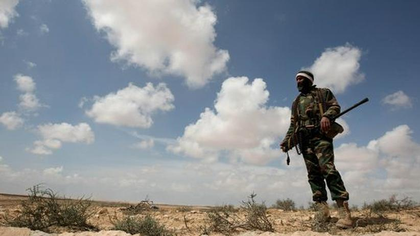 Libyen: Regierung lehnt angebotenen Waffenstillstand ab