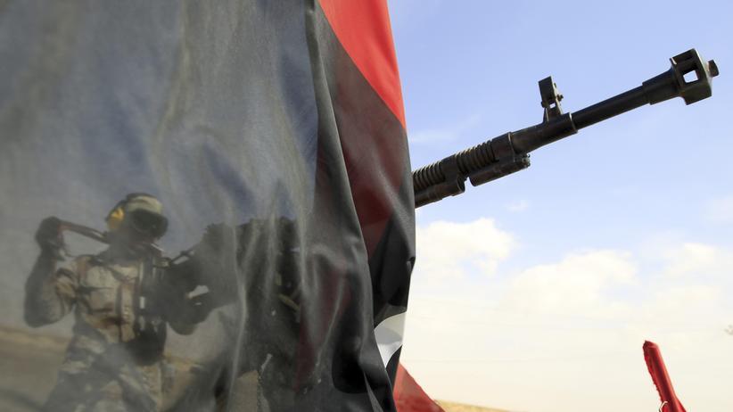 US-Militäreinsatz: Drohnen gegen Gadhafi