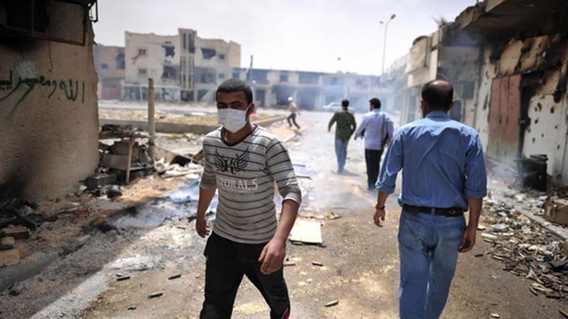Militäreinsatz in Libyen: Soll der Westen den Krieg verschärfen?