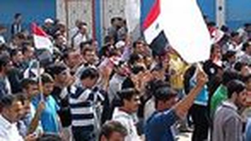 Syrien: Die Angst vor dem Erschlaffen der Revolte