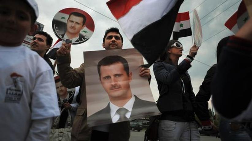 Proteste in Arabien: Syrien wie Libyen?