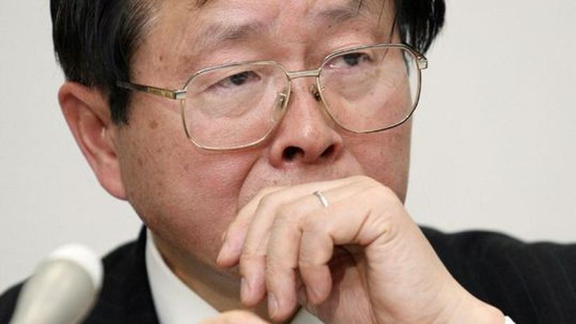 Fukushima: Japans Atomberater tritt unter Tränen zurück