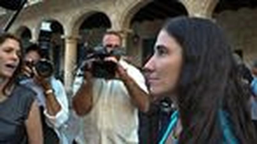 Yoani Sánchez: Kuba und Kairo in einem Atemzug