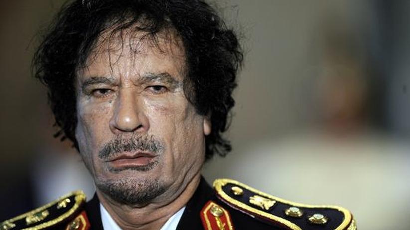 Geheime Konten: Gadhafi bunkerte 360 Millionen Franken in der Schweiz