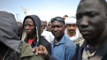 Libyen-Krieg: Dramatische Flucht aus Misrata