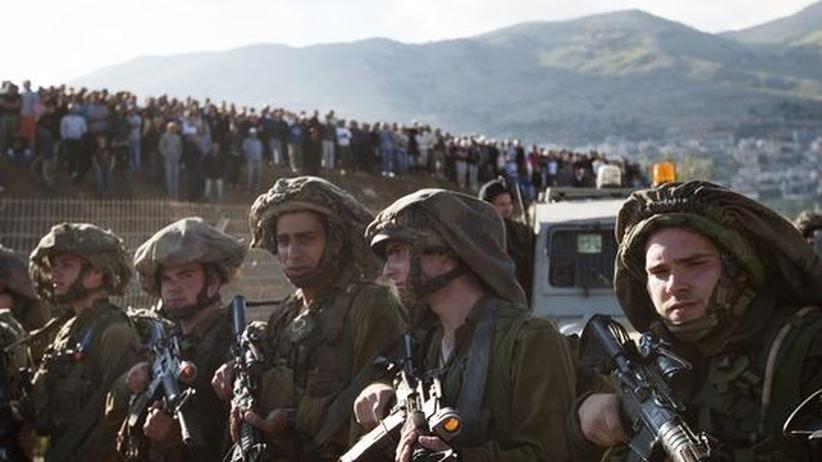 Palästinenser-Protest: Israels Generalstabschef räumt Fehler ein