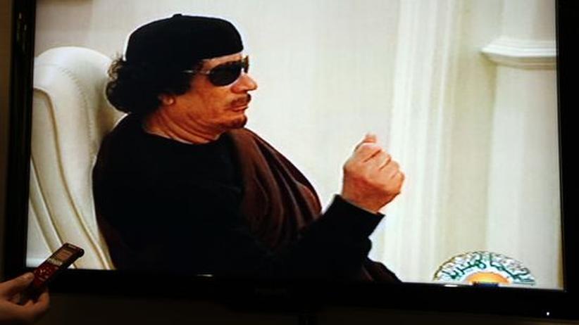 Den Haag: Haftbefehl gegen Gadhafi beantragt