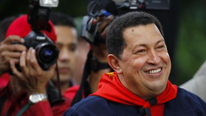 Venezuela: Die große Hugo-Chávez-Show