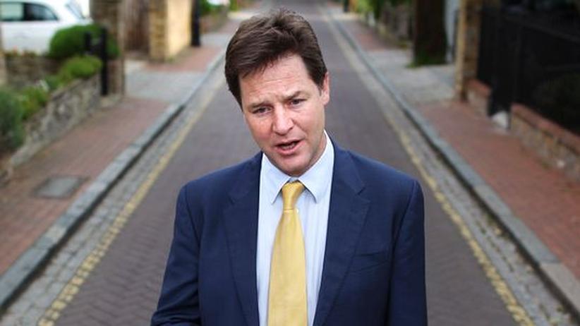 Großbritannien : Britische Liberale scheitern mit Wahlrechtsreform