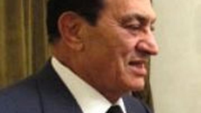 Ex-Präsident: Ägyptens Justiz will Mubarak den Prozess machen
