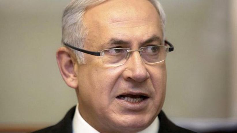 Obamas Grundsatzrede: Netanjahu kämpferisch, abgeblitzt, verärgert