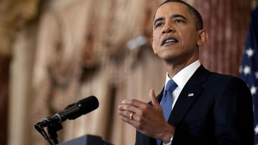 Nahost-Rede: Obama und die heikle Zahl 1967