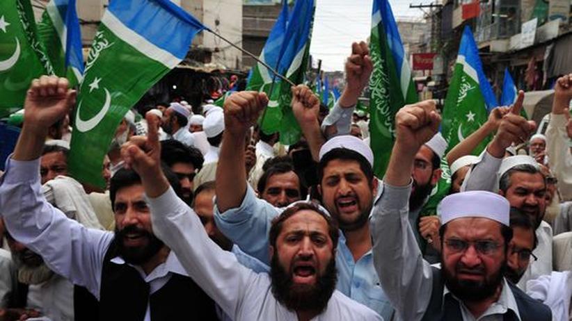 Pakistan: Der Sieg wird unser sein