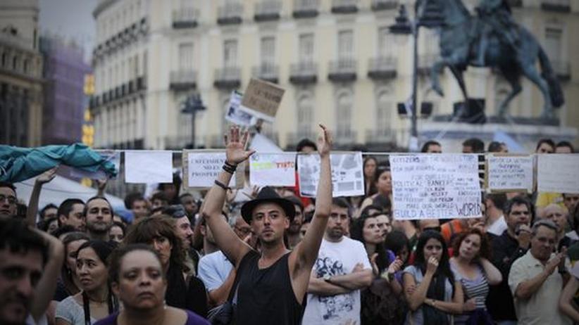Demonstrationen: Spaniens Protestbewegung verändert das Land