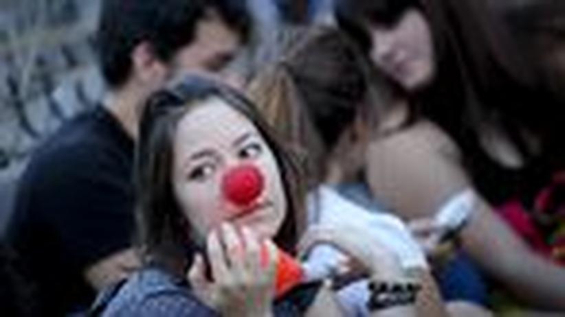 Spanien: Die sanfte Wut der Jugend