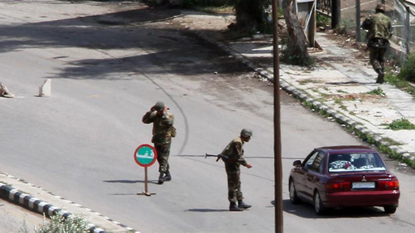 """Syrien: """"Wir sind nicht länger allein"""""""