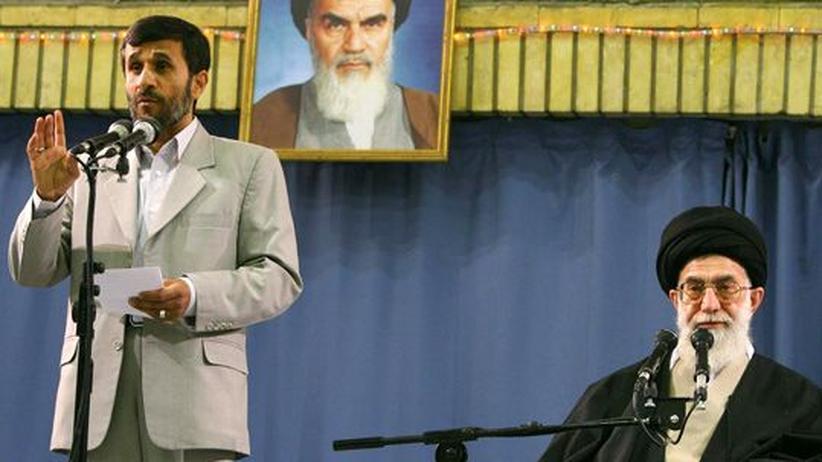 Iran: Befallen vom Tahrir-Virus