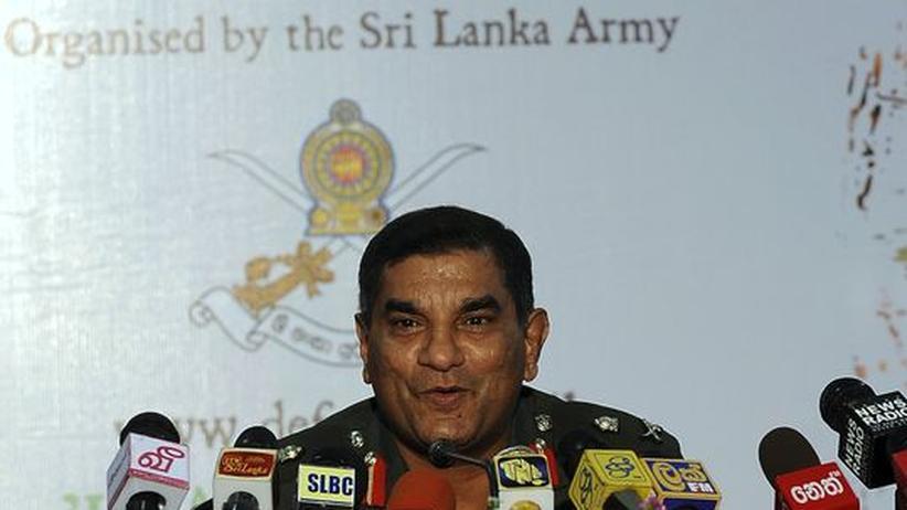 Nach dem Bürgerkrieg: Keine Versöhnung in Sri Lanka
