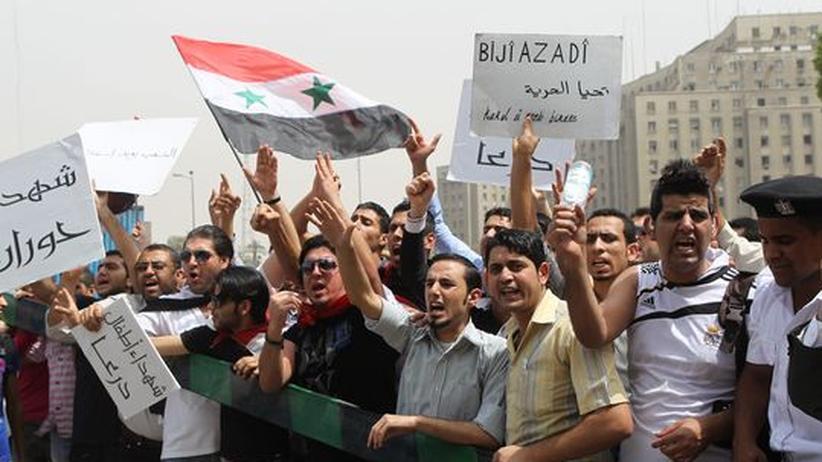 """Syrien: """"Wir können es selbst"""""""
