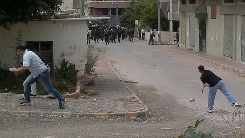 Regime: Iran hilft Syrien bei Unterdrückung der Proteste