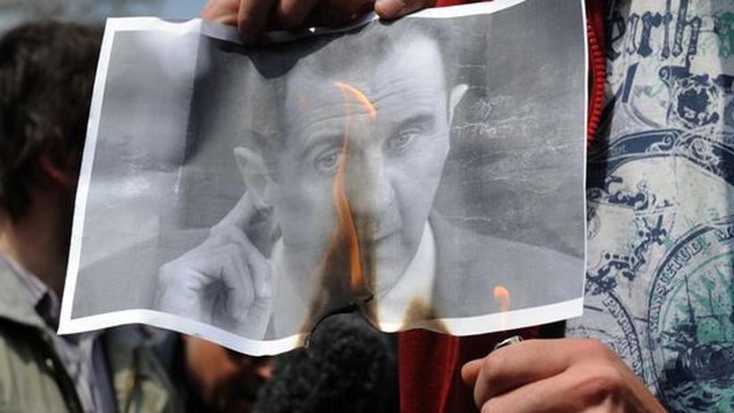 """Politologe Herfried Münkler: """"Eine Intervention in Syrien ist nicht sinnvoll"""""""