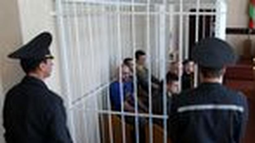 Weißrussland: Der Diktator lässt richten