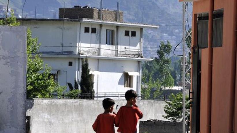 Osama bin Laden: Handydaten belasten pakistanischen Geheimdienst